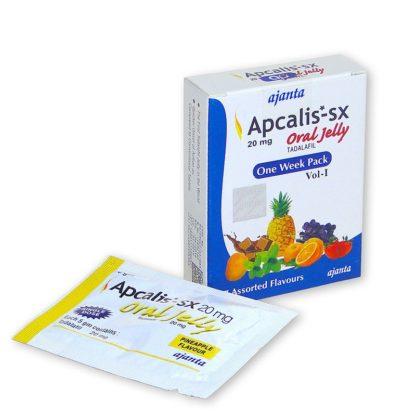Apcalis Oral Jelly 20mg