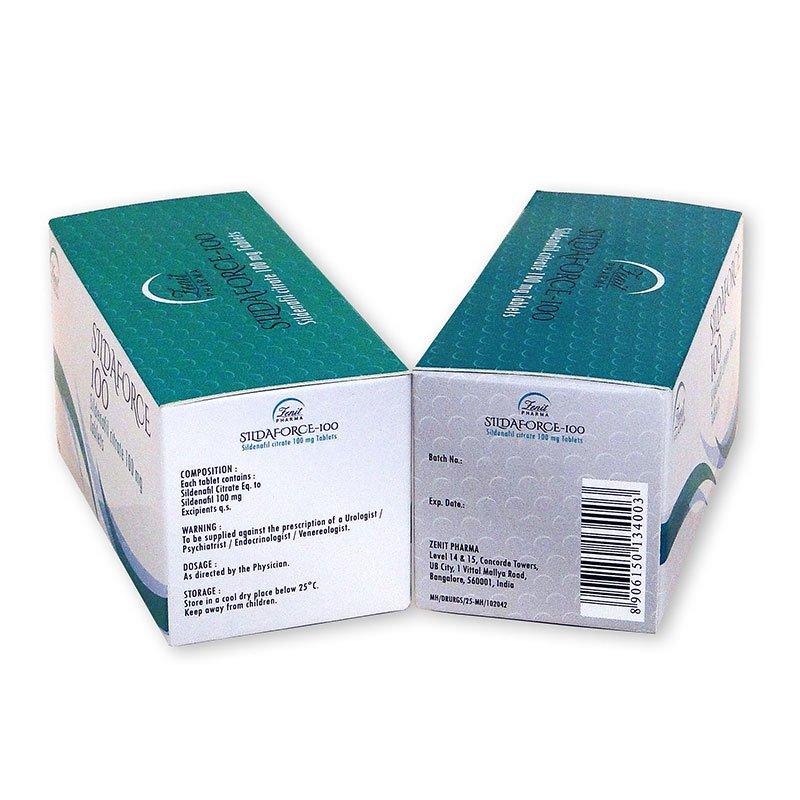 Sildaforce 100 mg