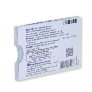 chewable viagra 100 mg