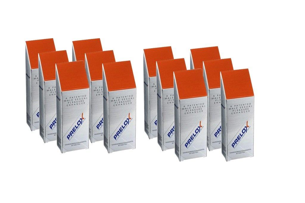 Wie Prelox patentierte Formel heilt erektile Dysfunktion ohne Nebenwirkungen